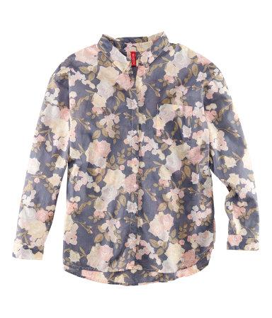 H&M, conscious collection shirt