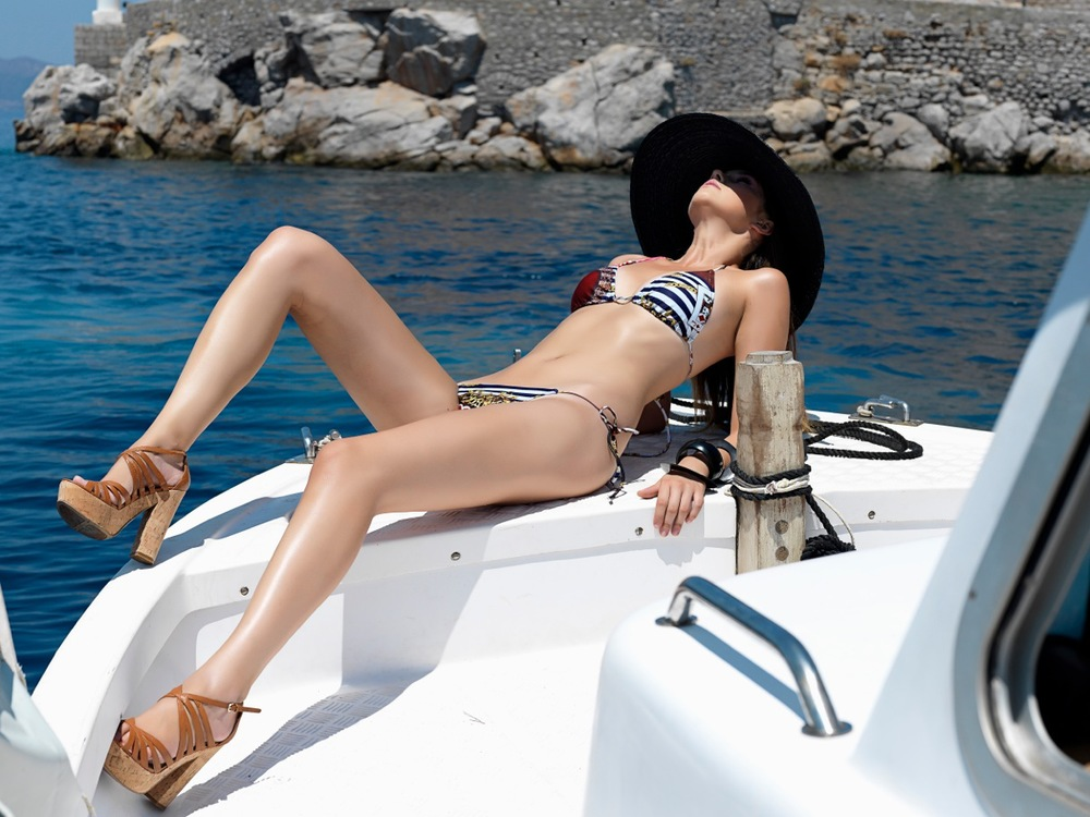 Mijanou Swimwear Collection 2013