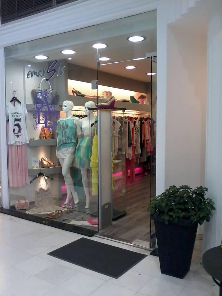 Boutique γυναικείων ρουχών & αξεσουάρ Emarsis Μεταξα 27-29 Γλυφαδα, τηλ. 210-8942359 Εμπορικο κεντρο Eurocenter Facebook: emarsis
