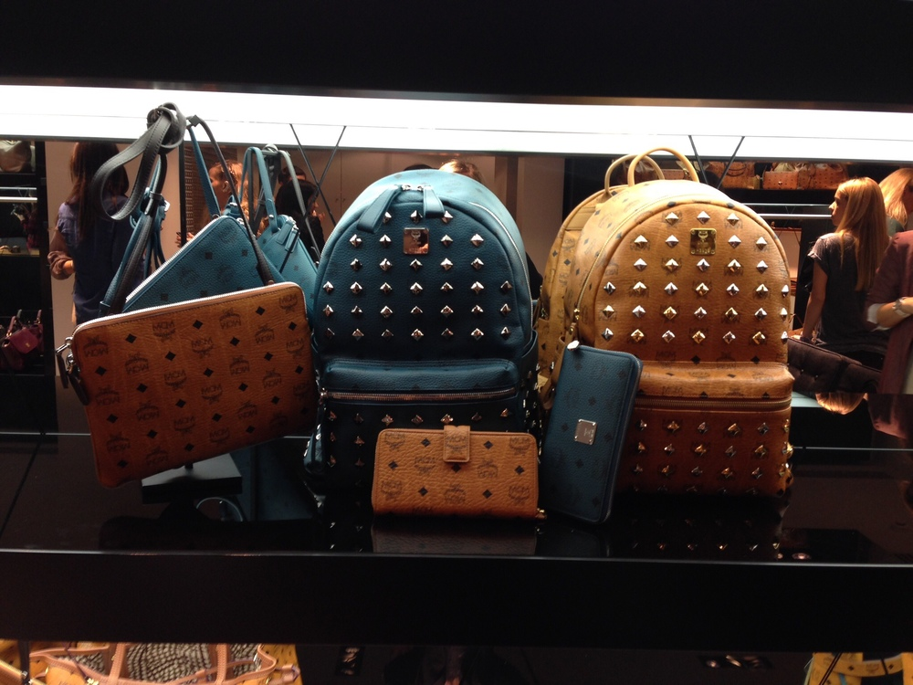 Shopping   MCM Boutique Kolonaki 6228ab551a8