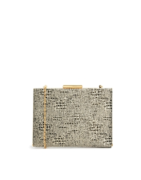 ASOS - warehouse 50s style frame clutch