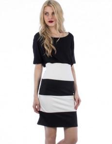 Ριγέ φόρεμα  59,00€