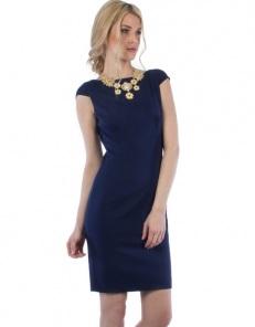 Φόρεμα με χρυσό φερμουάρ  85,00€