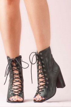JEFFREY CAMPBELL - CARDIAC BOOTS
