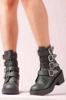 JEFFREY CAMPBELL - OZZY BOOTS