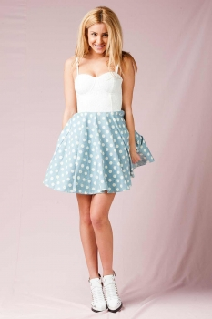 SUGAR MAGNOLIA DRESS -MINKPINK