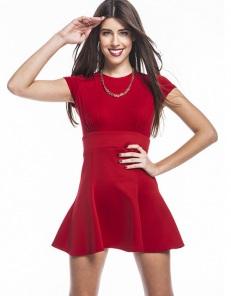 Το κόκκινο φόρεμα της Demy