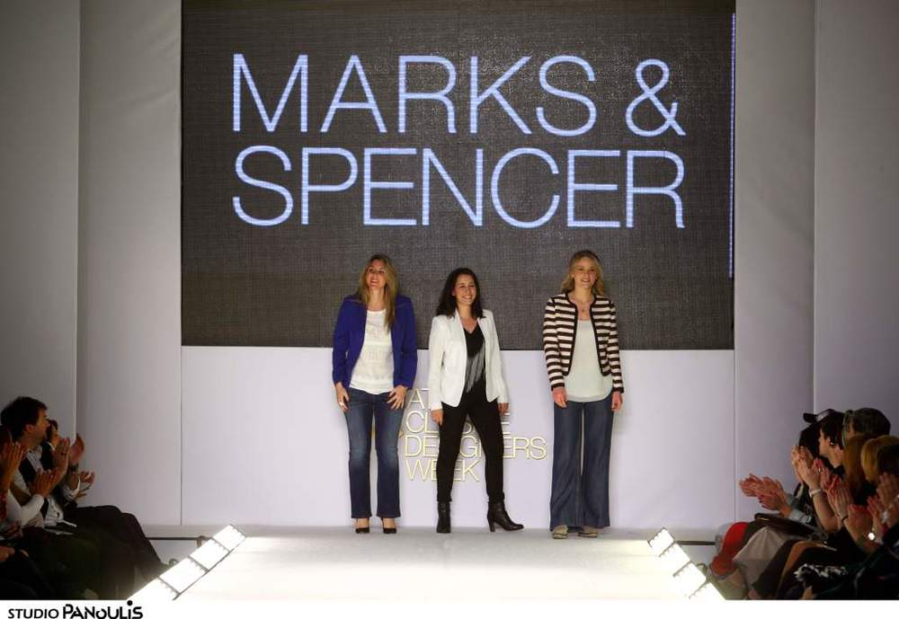 CATWALK/ MARKS & SPENCER