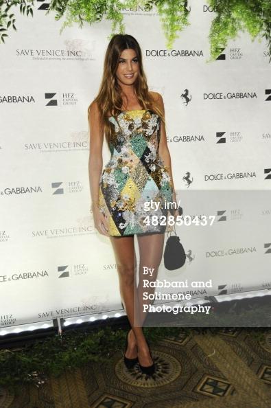 Bianca Brandolini D'Adda_Save Venice Enchanted Garden Ball_April 4 2014