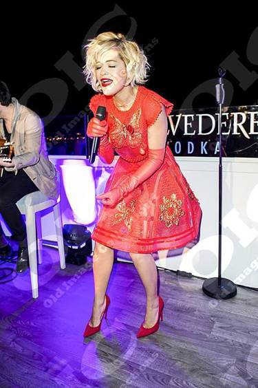 Rita Ora Nouveau