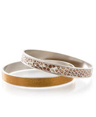 BY THE STONES Tiger Peace Bangles  Now at 55.89€