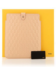 FENDI   QUILTED iPad® Case   Now at 210.00€