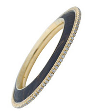 ISHARYA   Ebony Cami Bangle   Now at 76.00€