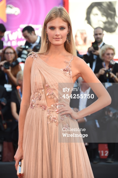 Constance Jablonski - Venice Film Festival Opening Ceremony - Getty Images low res1.jpg