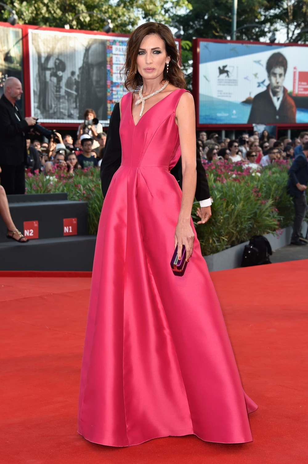 Nieves Alvarez - Venice Film Festival Opening Ceremony - Getty Images high res.jpg