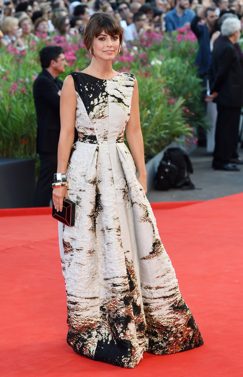 Alessandra Mastronardi - Venice Film Festival Opening Ceremony - Getty Images high res.jpg