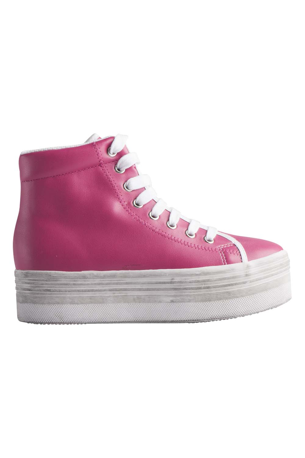 JEFFREY CAMPBELL SNEAKERS - HOMG FUCHSIA LEATHER.jpg
