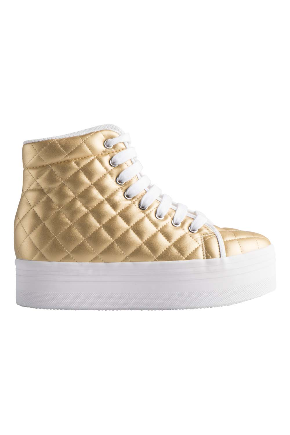 JEFFREY CAMPBELL SNEAKERS - HOMG GOLD QUILTED.jpg