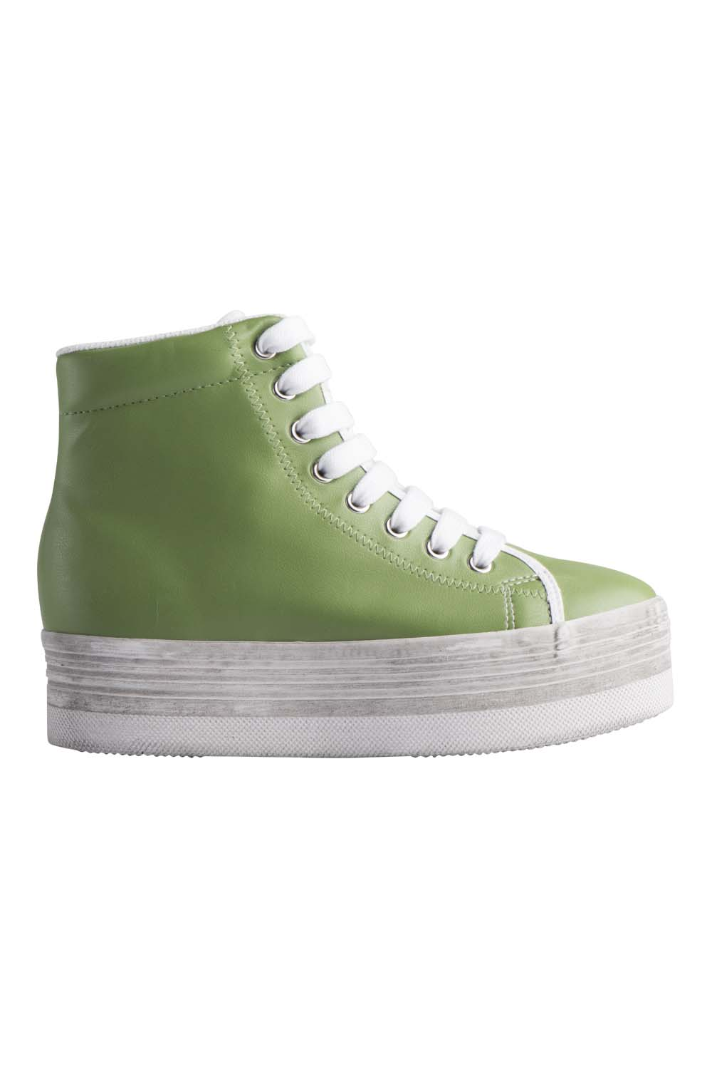 JEFFREY CAMPBELL SNEAKERS - HOMG GR GREEN LEATHER.jpg