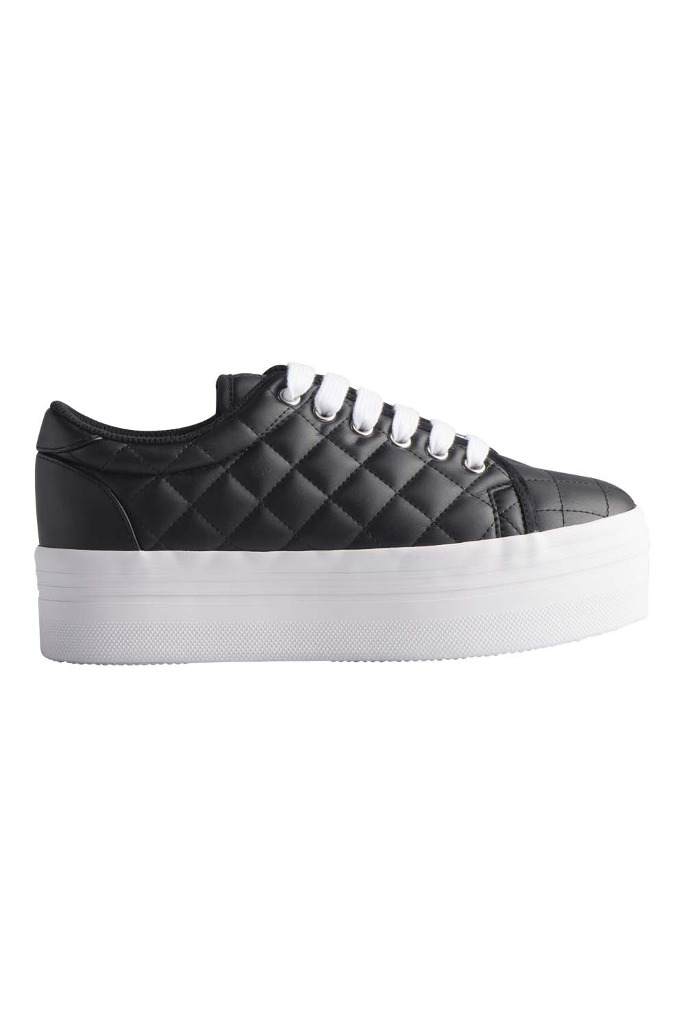 JEFFREY CAMPBELL SNEAKERS - ZOMG BLACK QUILTED.jpg