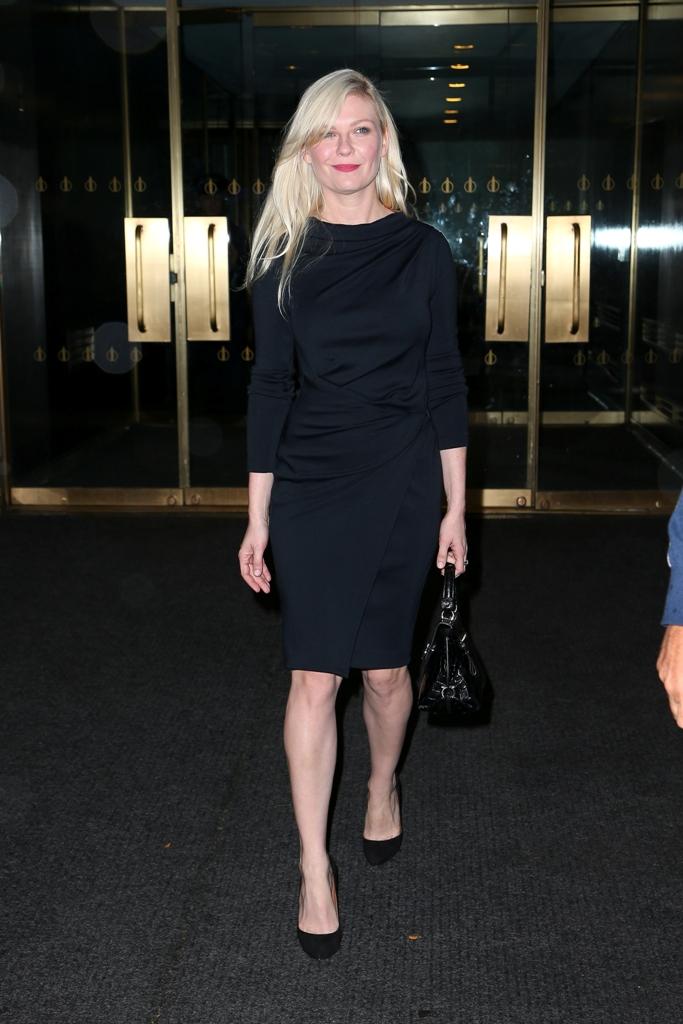 Kristen Dunst - Leaving the Today Show in New York - Splashnews.JPG