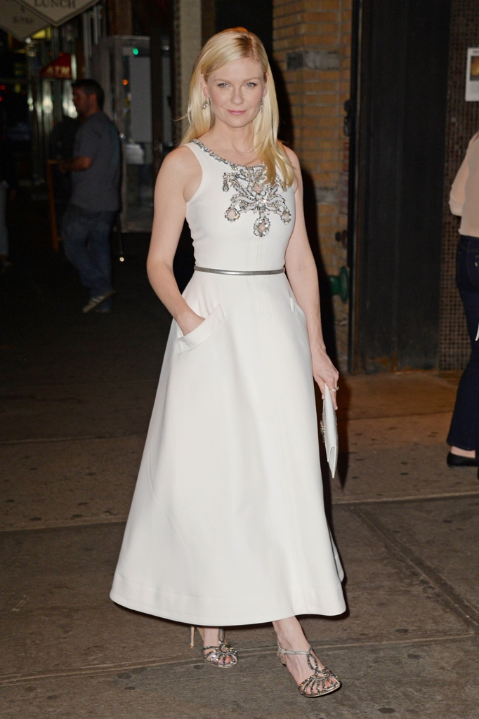 Kristen Dunst - Premiere of film The Two Faces of January - New York - Splashnews.JPG