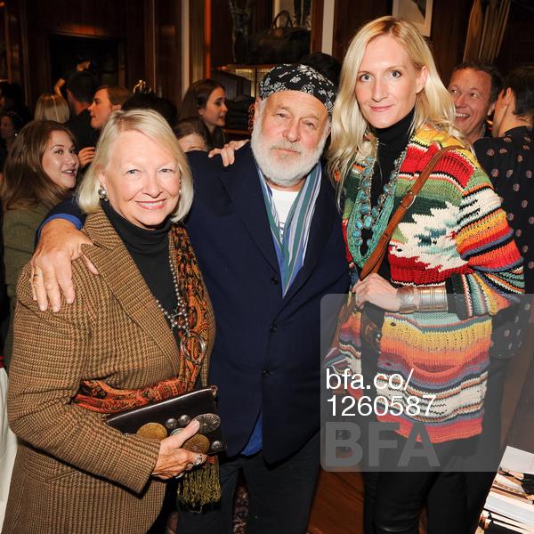 Patti Beckett, Bruce Weber, Alli Achtmeyer