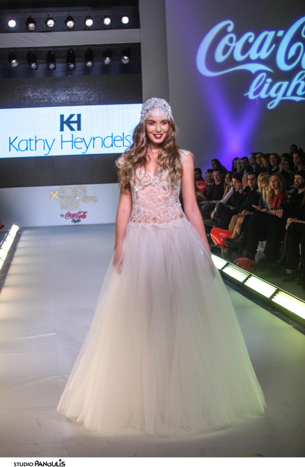 KATHY HEYNDELS/Catwalk