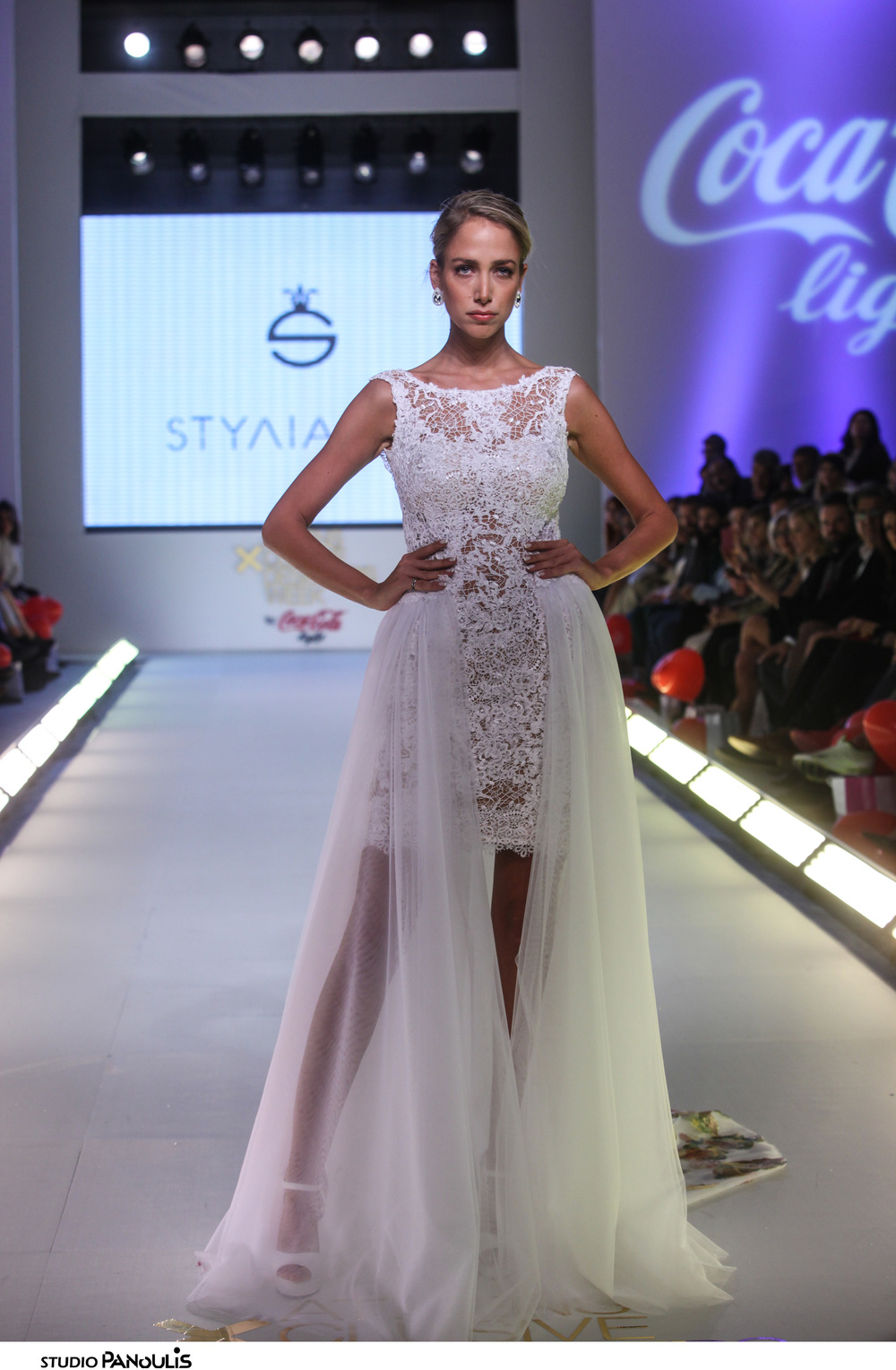 STYLIANOS - special happening/ Catwalk