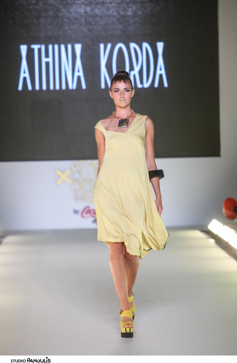 Athina Korda/Catwalk