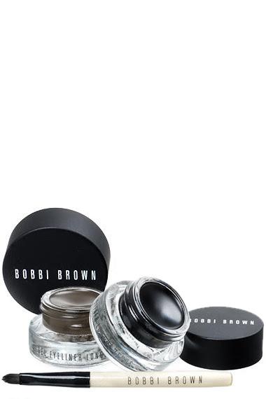 BOBBI BROWN Long Wear Gel Eyeliner Duo (Black Ink, Sepia Ink)