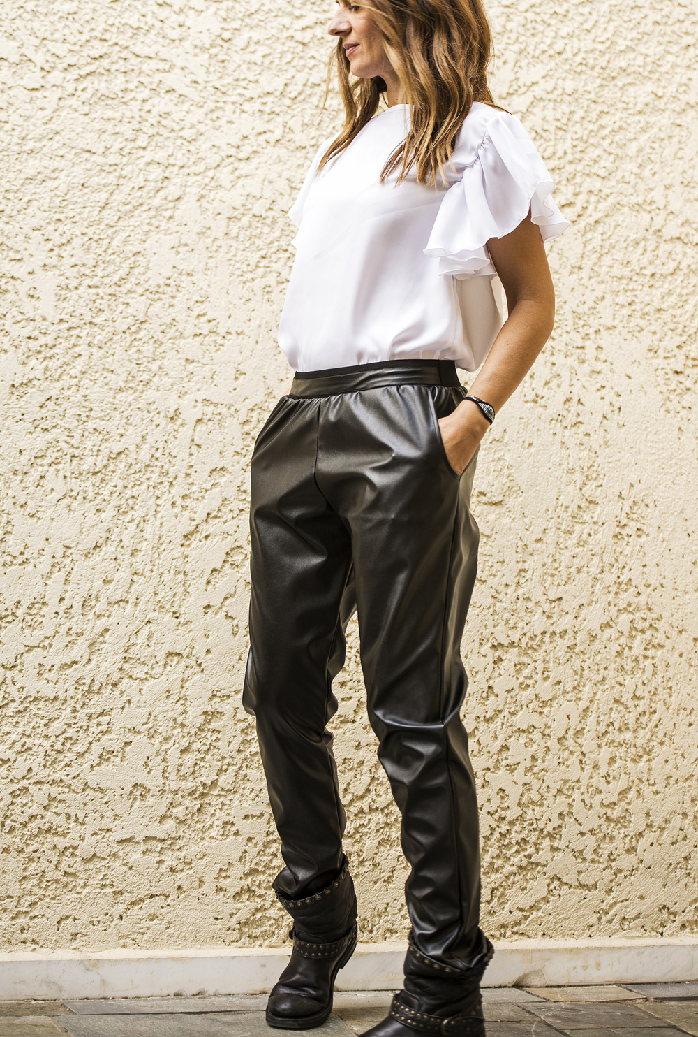 TR01 BLACK FAUX LEATHER TROUSERS 2.jpg