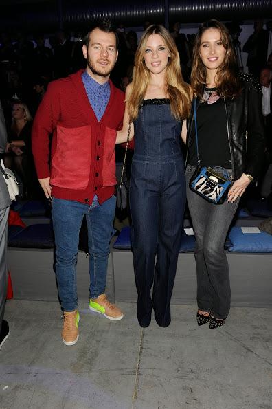 Alessandro Cattelan, Gaia Trussardi e Ludovica Sauer 2.JPG