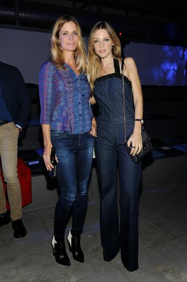 Filippa Lagerback e Gaia Trussardi.JPG
