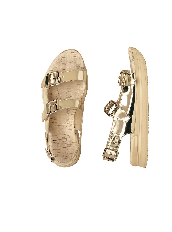 01-walking sandal in metallic gold leather.jpg