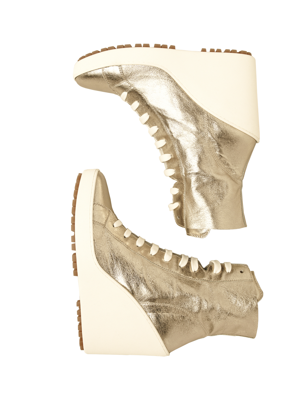26-signature wedge sneakers in metallic gold leather.jpg