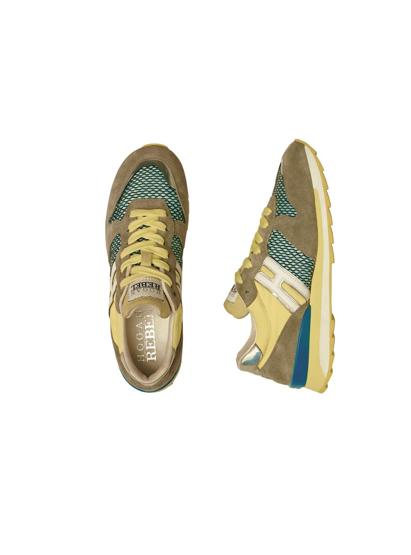 36-rebel-bi-color sneaker in mesh and suede.jpg
