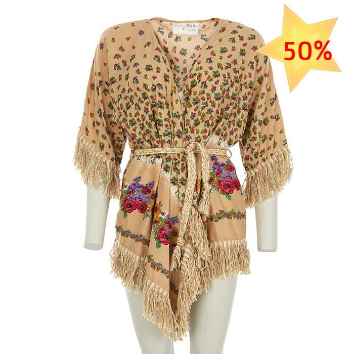 ''ALEXANDRA-IN WINTER SPECIAL EDITION'' KIMONO GIPSY FLORAL ΑΠΟ 170Ε, ΤΩΡΑ 85Ε