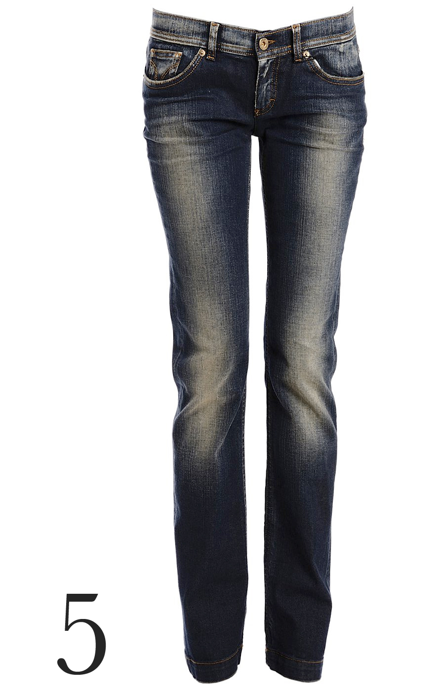 """""""A classic pair of jeans you'll reach for again and again. Pair with a statement tee and leather boots by day or simply add heels for an edgy evening look."""""""