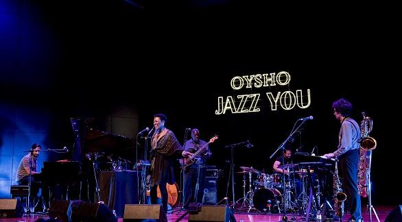 Oysho Jazz You - China Moses
