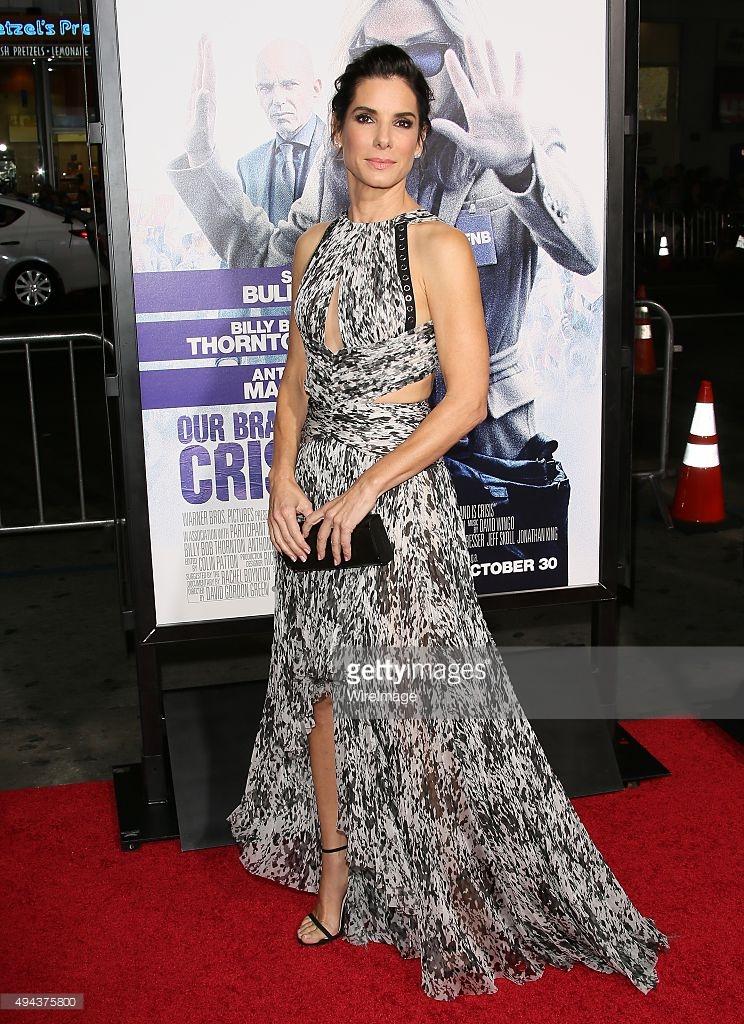 Sandra Bullock in Stuart Weitzman Nudist.JPG