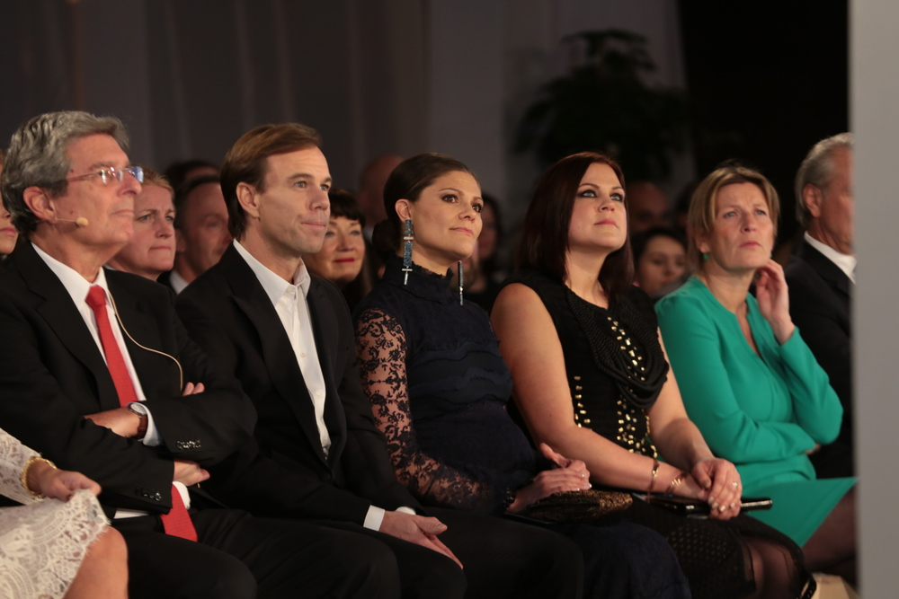 Karl-Johan Persson, HRH Crown Princess Victoria of Sweden and Diana Amini at the Global Change Award 2015_2.JPG