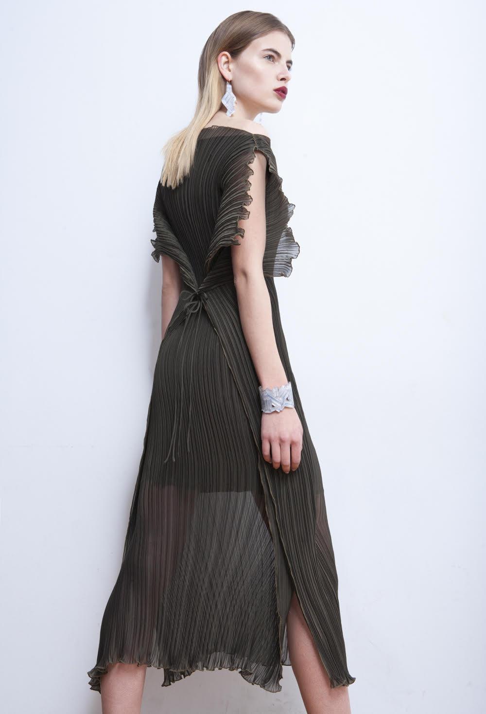 Wrap & tie  pleated dress (2).jpg