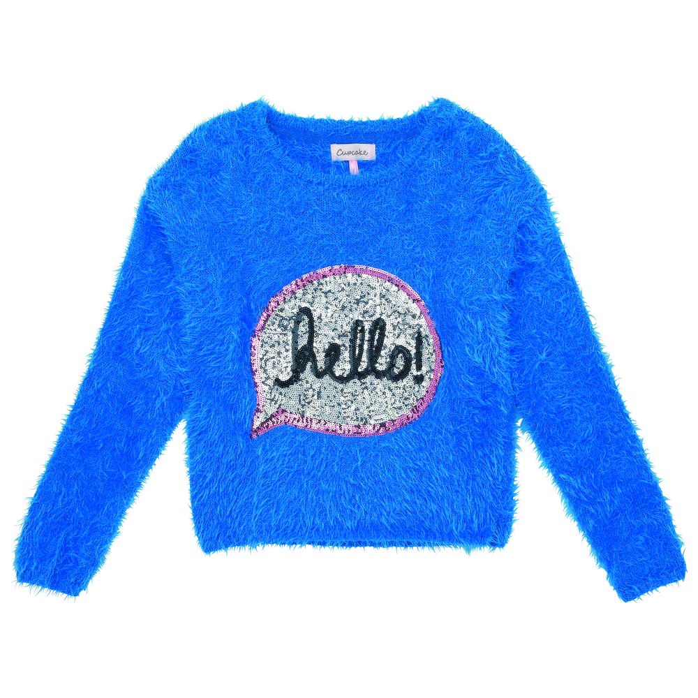 Hello Fluffy Blue Jumper from £18 T74 9318I.jpg
