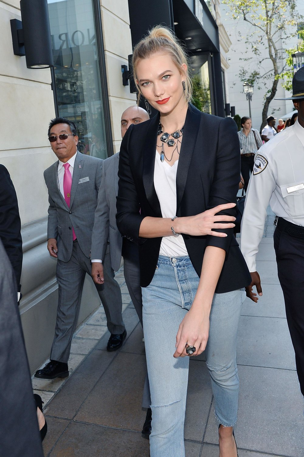 KARLIE KLOSS SPOTTED AT THE GROVE.jpg