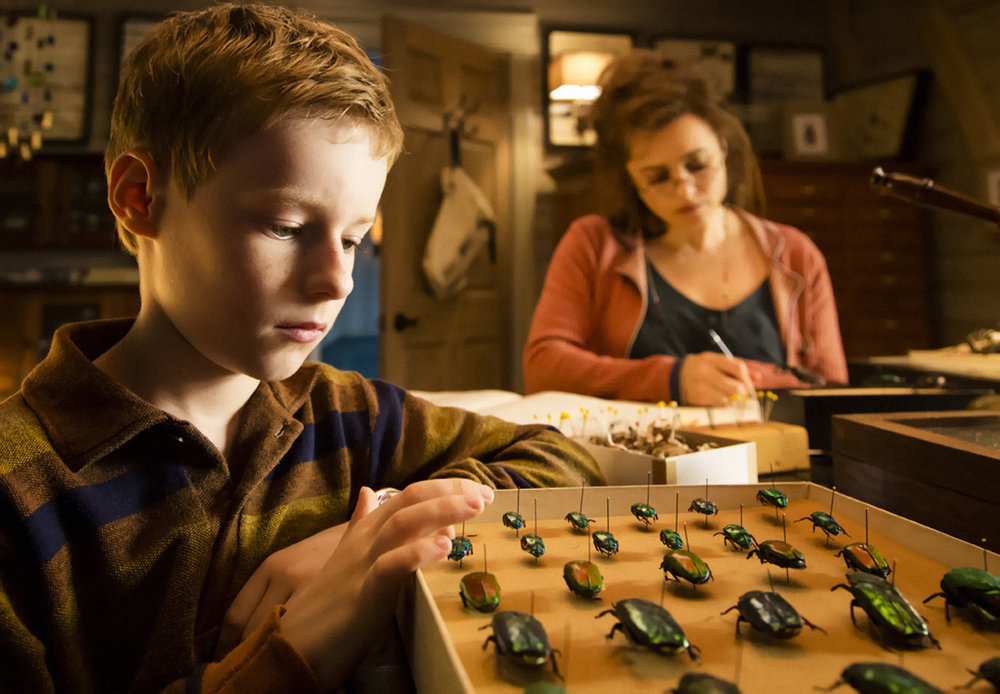 "TSS Day 20 ""The young and Prodigious Spivet""