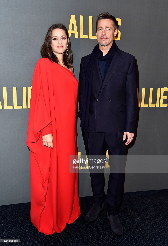 Brad Pitt - Allied premiere - Paris - Gettyimages low res.jpg