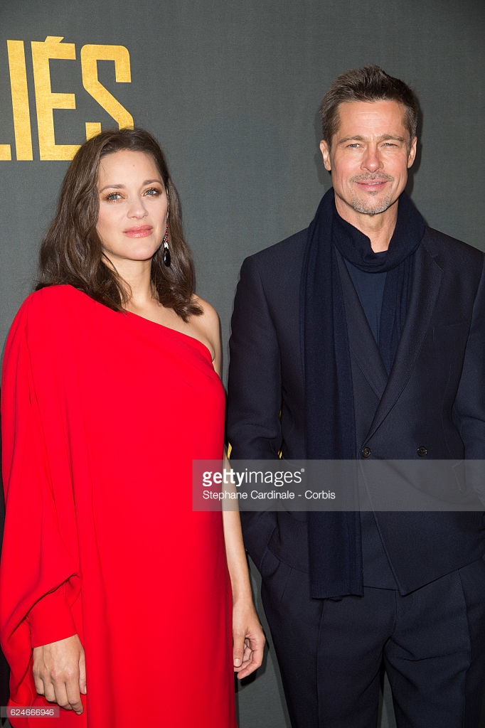 Brad Pitt - Allied premiere - Paris - Gettyimages low res 1.jpg