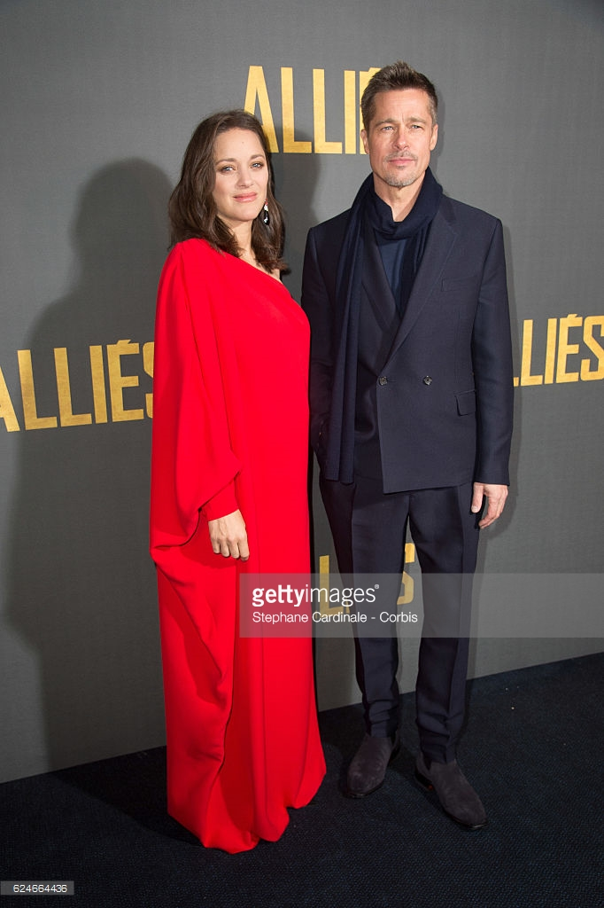 Brad Pitt - Allied premiere - Paris - Gettyimages low res 2.jpg