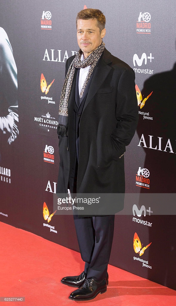 Brad Pitt - Allied premiere - Madrid - Gettyimages low res 2.jpg